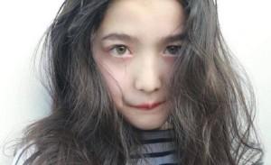山田直美:13岁的日法混血小模特