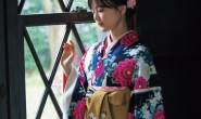 生田绘梨花 和服姿
