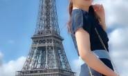 北条麻妃在法国