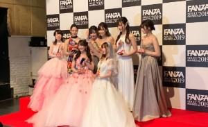 FANZA ADULT AWARD 2019 成人大赏