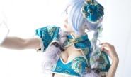 天使萌玩cosplay
