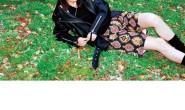 NYLON JAPAN 新垣结衣