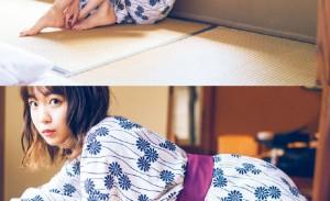 在箱根温泉之旅中,齐藤朱夏开花了